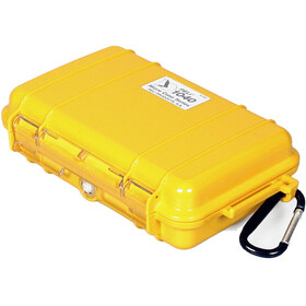 Peli MicroCase 1010 Box, yellow